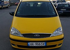 Ford Galaxy, 250000km