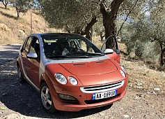 Smart ForFour, 170000km