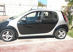 Smart ForFour, 190000km