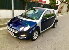 Smart ForFour, 160000km