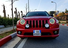 Jeep Compass viti 2009, Red, 2.4L, 120000km