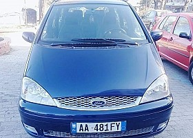Ford Galaxy viti 2001, Blu, 23500km