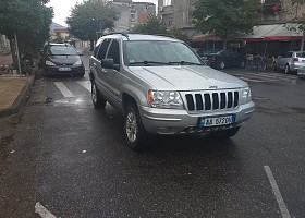 Jeep Grand Cherokee viti 2002, Grey, 216000km