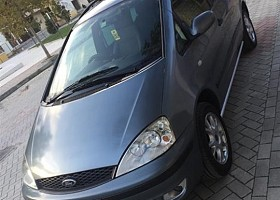 Ford Galaxy viti 2002, Gri, 23900km