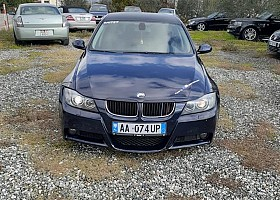 BMW 3 series viti 2006, Grey, 2.0L, 255500km