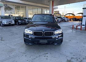 BMW X5 viti 2015, Black, 3.5L, 120000km