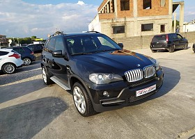 BMW X5 viti 2007, Black, 3.0L, 192300km
