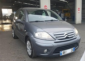 Citroen C3 viti 2009, Grey, 194700km