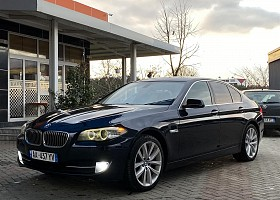BMW 5 series viti 2010, Blue, 2.0L, 240000km