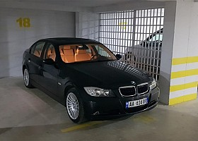 BMW 3 series viti 2005, Black, 2.0L, 220000km