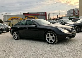 Mercedes-Benz CLS viti 2009, Black, 3.0L, 232000km