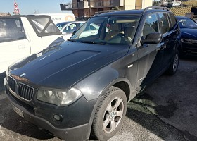 BMW X3 viti 2013, Black, 2.0L, 118000km