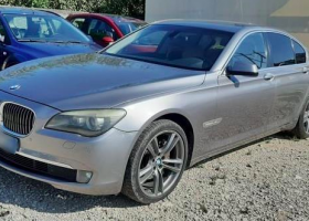 BMW 7 series viti 2010, Grey, 3.0L, 180000km