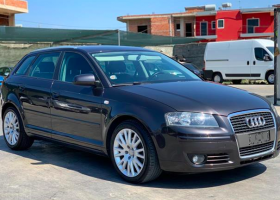 Audi A3 viti 2006, Other, 2.0L, 213000km