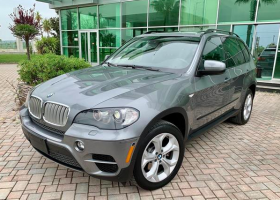 BMW X5 viti 2012, Grey, 3.5L, 159000km
