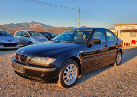 BMW 3 series viti 2005, Black, 1.6L, 160000km