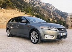 Ford Mondeo, 180000km