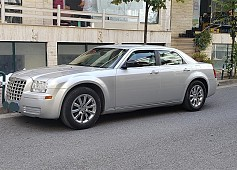 Chrysler 300C viti 2007, Серый, 2.7L, 170000km