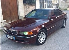 BMW 7 series viti 2000, Red, 15000km