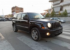 Jeep Patriot viti 2008, Black, 2.4L, 181200km