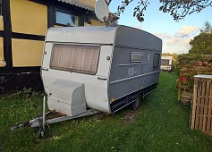 Trailers Ackermann viti 1980,  15000km