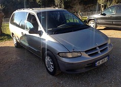 Chrysler Grand Voyager viti 1999, Gri, 10000km