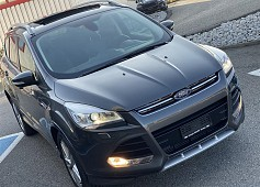 Ford Kuga viti 2015, Grey, 2.0L, 110000km