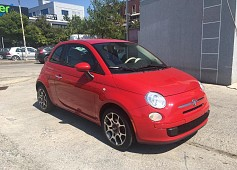 Fiat 500 viti 2012, Red, 1.4L, 99300km