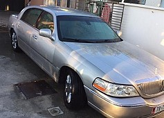 Lincoln Town Car viti 2003, Gri, 250000km