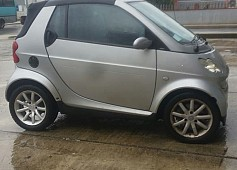 Smart Crossblade viti 2004, Gri, 119137km