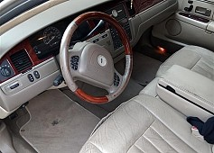 Lincoln Town Car viti 2003, Kafe, 42154km
