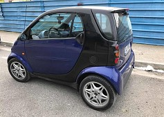 Smart Crossblade viti 2001, Blu, 20417km
