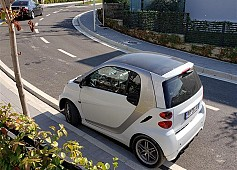 Smart ForTwo viti 2007, White, 1.0L, 93800km