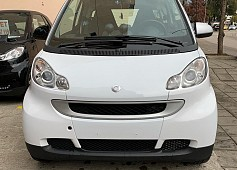 Smart ForTwo viti 2009, White, 1.0L, 67000km