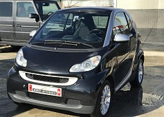 Smart ForTwo viti 2008, Black, 1.0L, 87000km