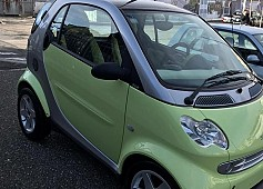 Smart ForTwo viti 2003, Green, 77000km