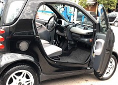 Smart ForTwo viti 2003, Black, 101000km