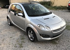 Smart ForFour viti 2005, Grey, 1.1L, 132000km