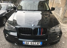 BMW X5 viti 2008, Blue, 204908km