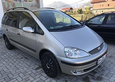 Ford Galaxy viti 2005, Gri, 1.9L, 191500km