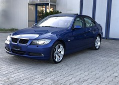 BMW 3 series viti 2007, Blue, 3.2L, 182600km