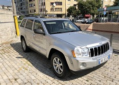 Jeep Grand Cherokee viti 2007, Grey, 3.0L, 182600km