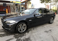 BMW 5 series viti 2010, Black, 2.5L, 245000km