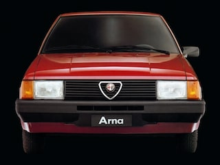 Alfa Romeo Arna general form
