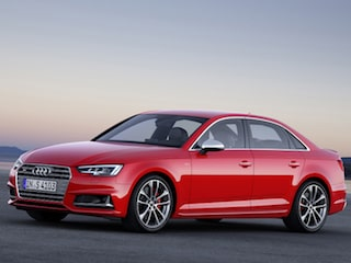 Audi S4 side view