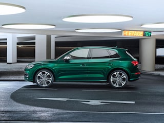 Audi SQ5 side view