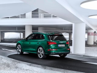Audi SQ5 back view