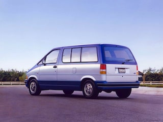 Ford Aerostar back view