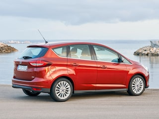 Ford C-MAX back view