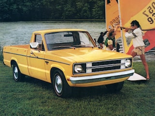 Ford Courier general form